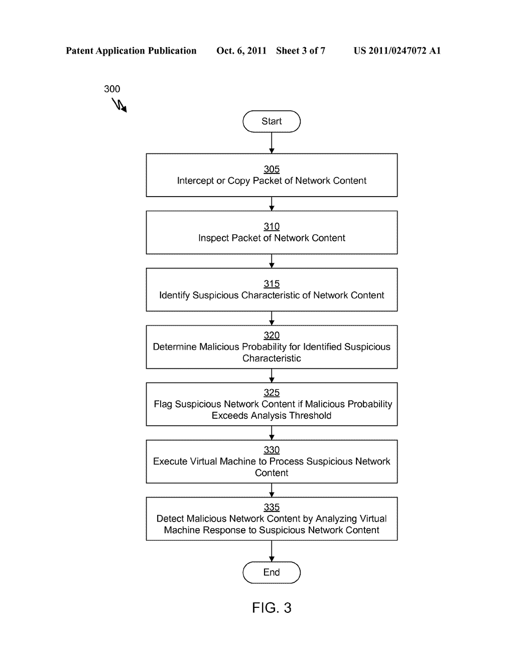 Systems and Methods for Detecting Malicious PDF Network Content - diagram, schematic, and image 04
