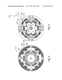 Torque Converter with Turbine Mass Absorber diagram and image