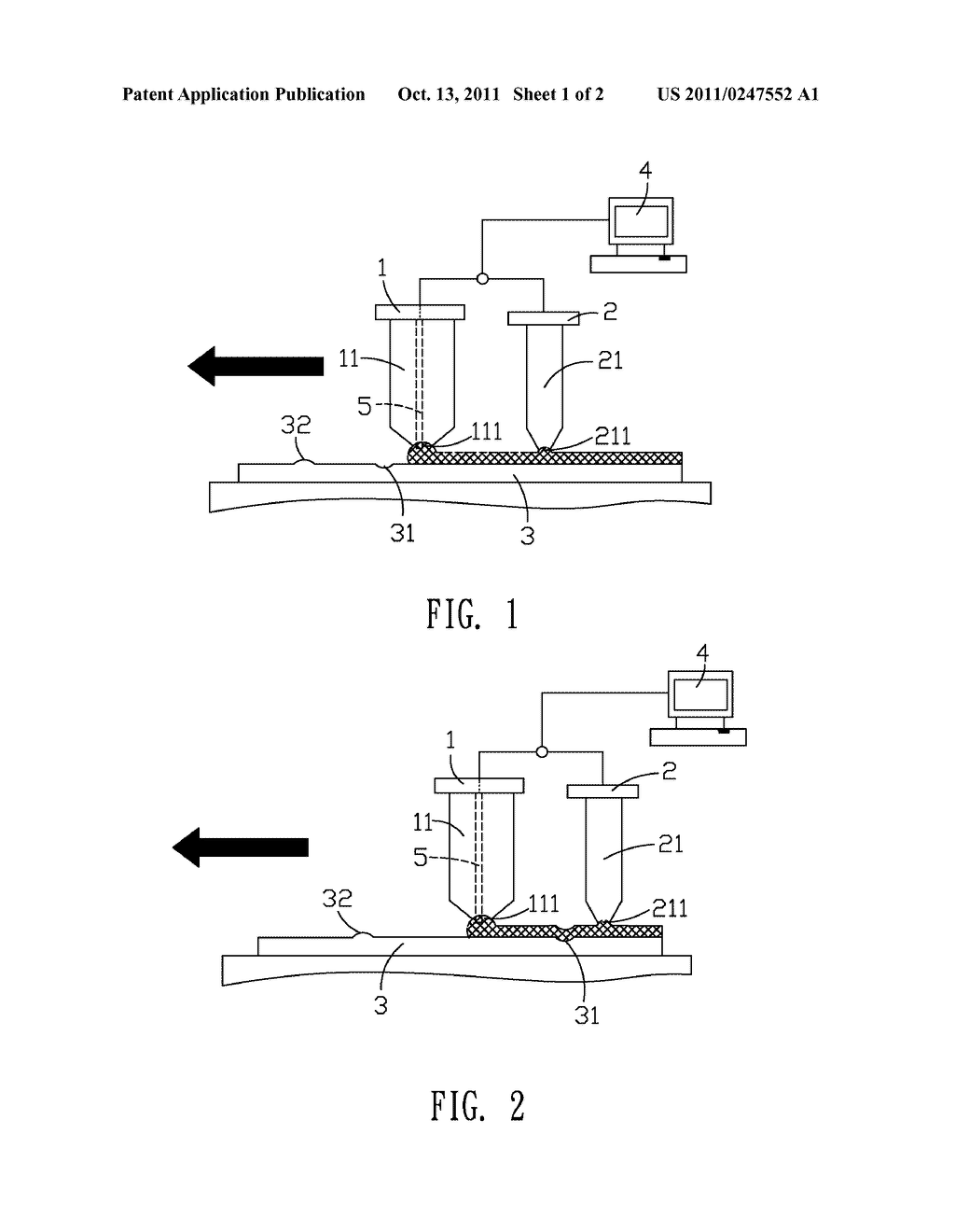 APPARATUS FOR COATING A FILM ON A SUBSTRATE - diagram, schematic, and image 02