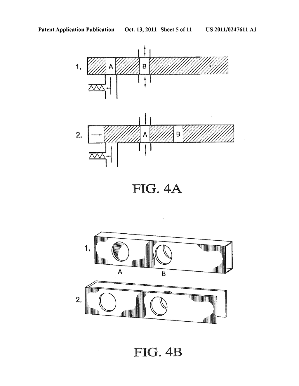 APPARATUS AND METHOD FOR DELIVERY OF AN AEROSOL - diagram, schematic, and image 06