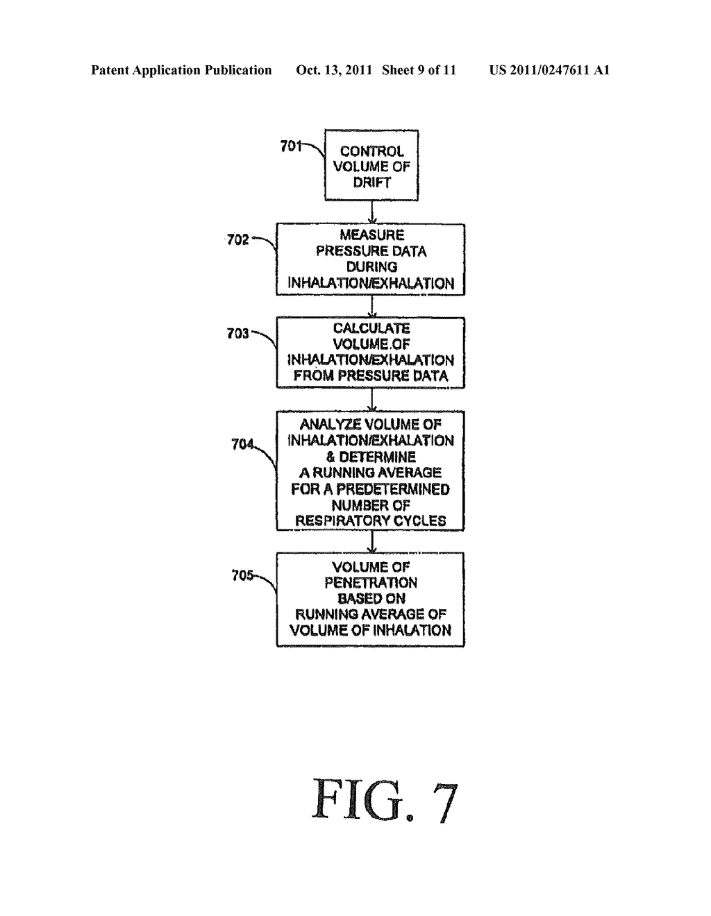 APPARATUS AND METHOD FOR DELIVERY OF AN AEROSOL - diagram, schematic, and image 10