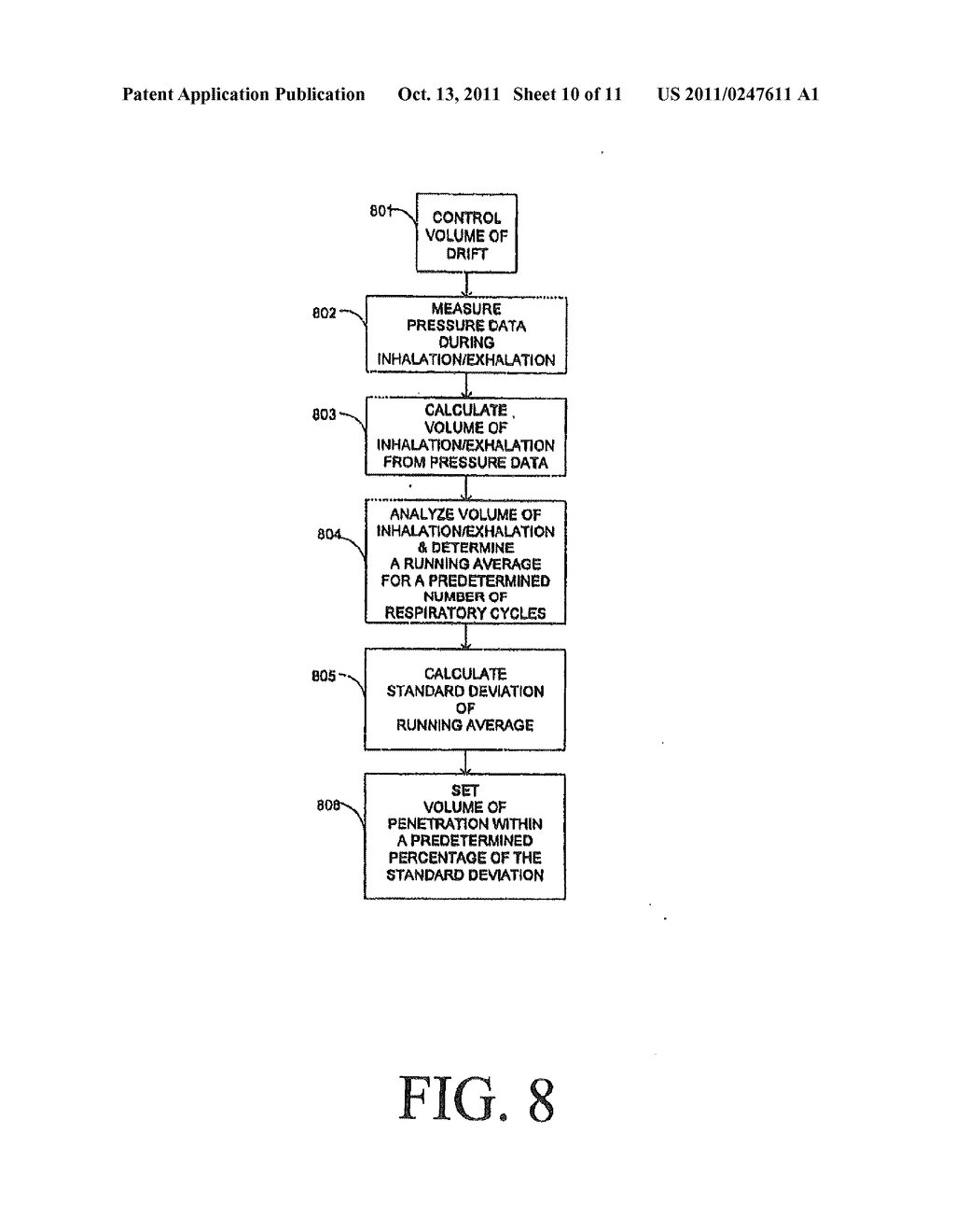 APPARATUS AND METHOD FOR DELIVERY OF AN AEROSOL - diagram, schematic, and image 11