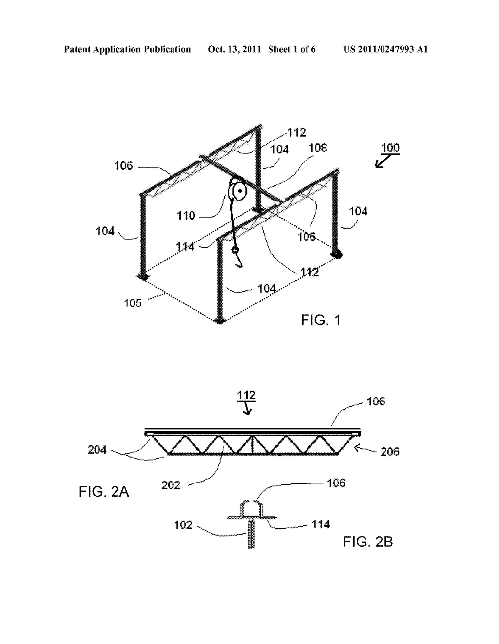 Gantry Crane Having A Truss Supported Runway Diagram Schematic Overhead And Image 02
