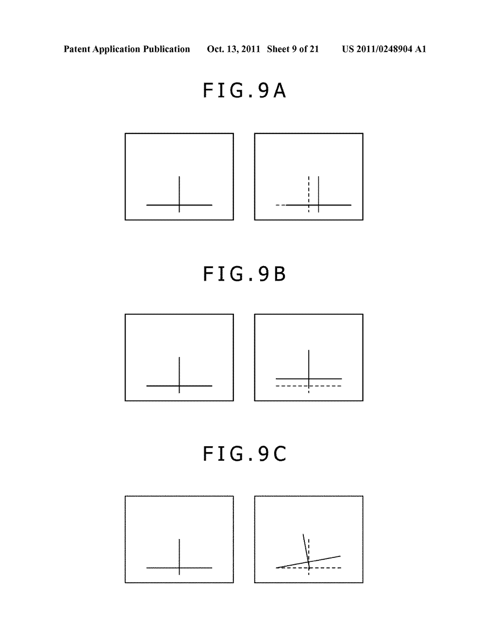HEAD MOUNTED DISPLAY AND OPTICAL POSITION ADJUSTMENT METHOD OF THE SAME - diagram, schematic, and image 10