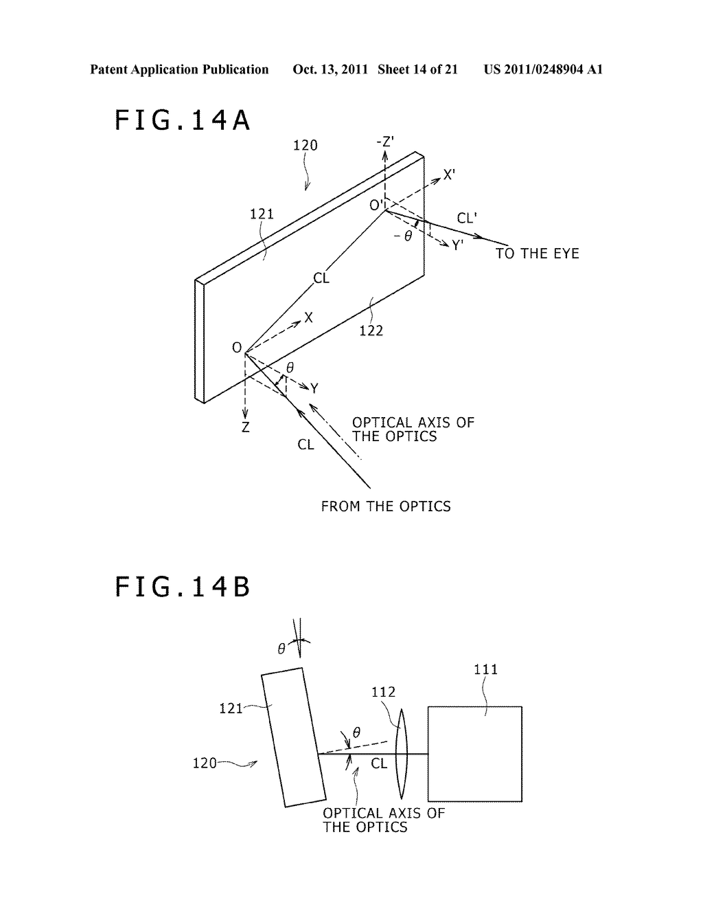 HEAD MOUNTED DISPLAY AND OPTICAL POSITION ADJUSTMENT METHOD OF THE SAME - diagram, schematic, and image 15