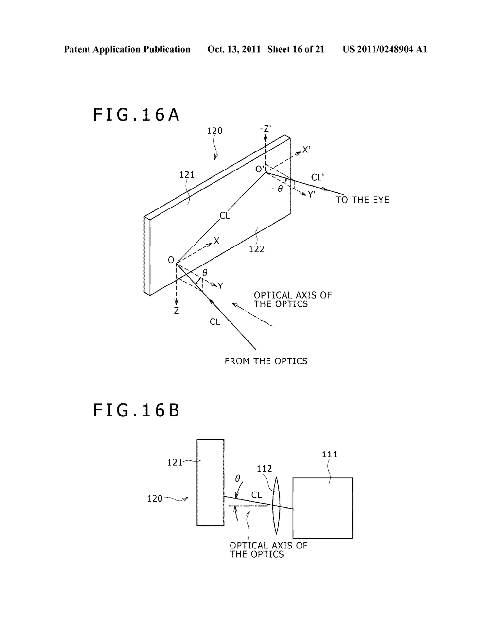 HEAD MOUNTED DISPLAY AND OPTICAL POSITION ADJUSTMENT METHOD OF THE SAME - diagram, schematic, and image 17