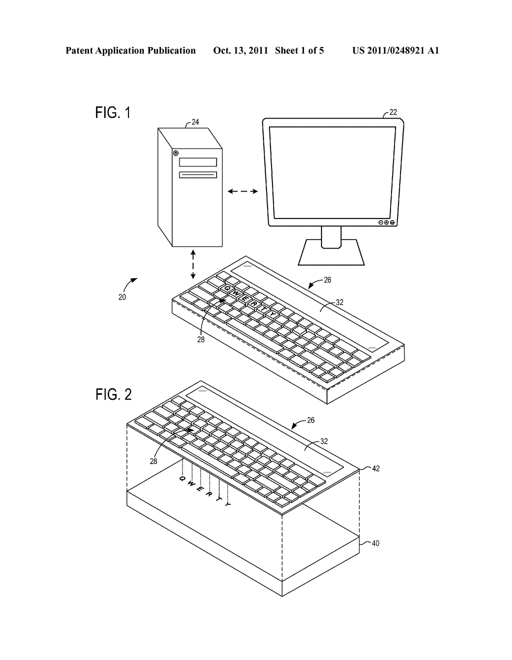 KEYCAP CONSTRUCTION FOR KEYBOARD WITH DISPLAY FUNCTIONALITY - diagram, schematic, and image 02