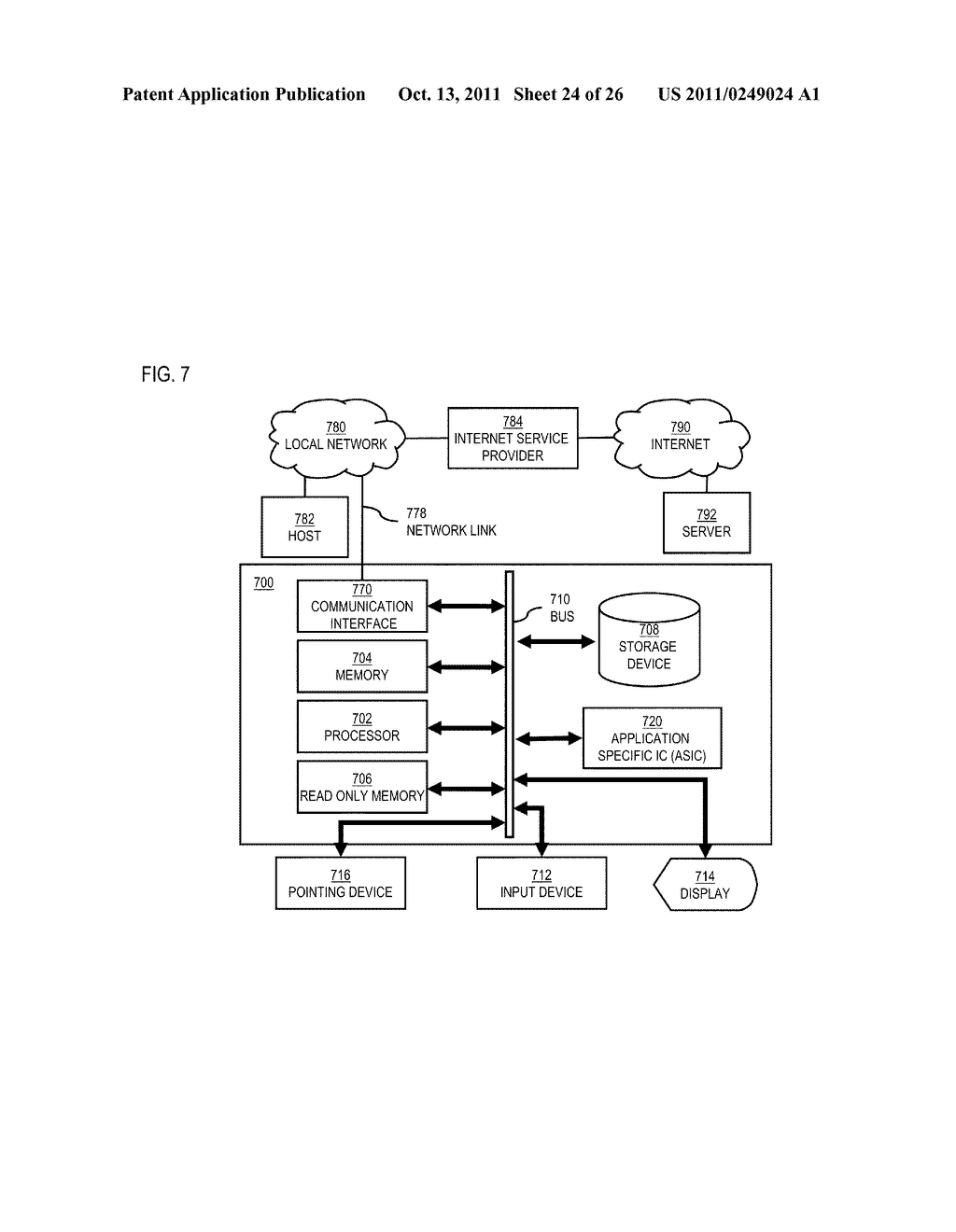 METHOD AND APPARATUS FOR GENERATING A VIRTUAL INTERACTIVE WORKSPACE - diagram, schematic, and image 25