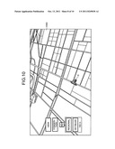 MAP DISPLAY DEVICE, MAP DISPLAY METHOD, MAP DISPLAY PROGRAM, AND     COMPUTER-READABLE RECORDING MEDIUM diagram and image