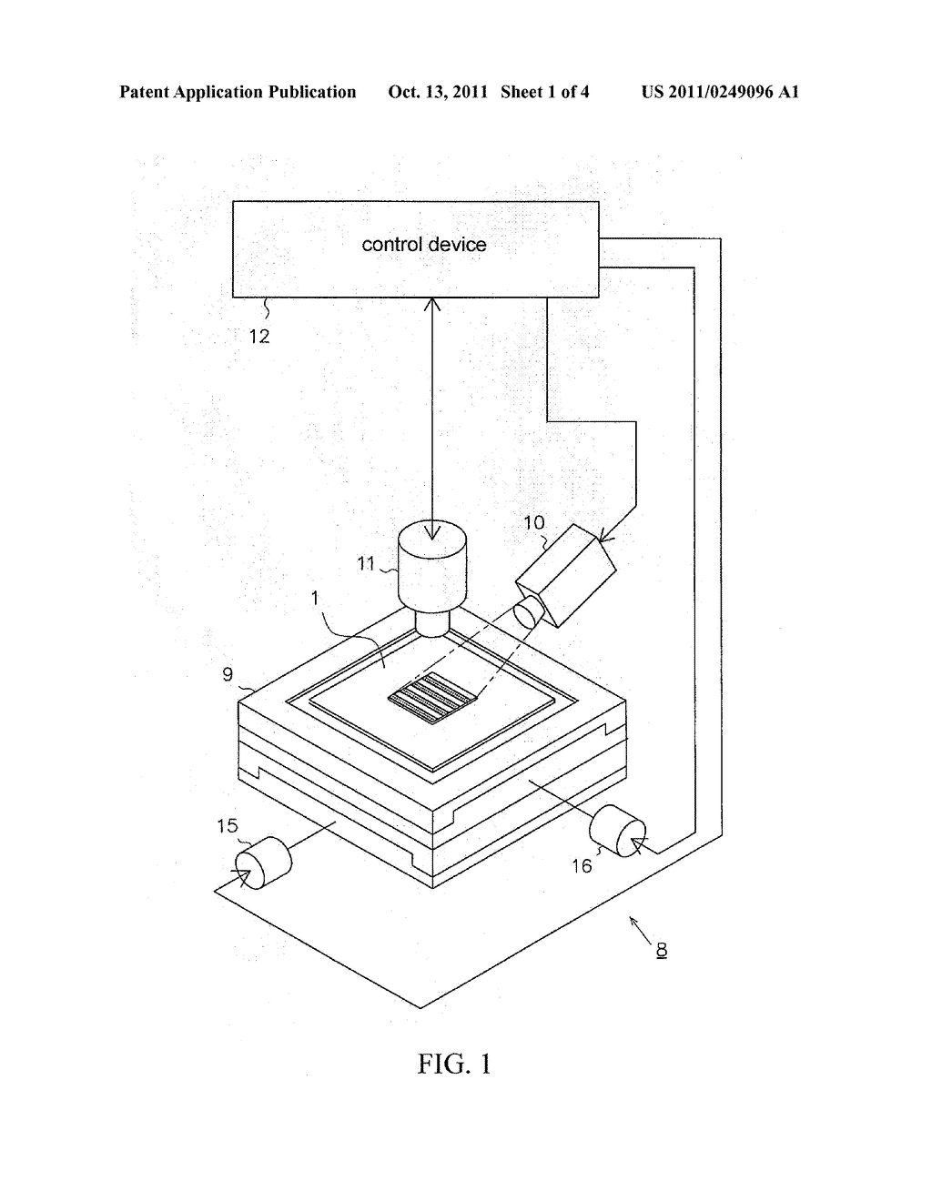 THREE-DIMENSIONAL MEASURING DEVICE AND BOARD INSPECTION DEVICE - diagram, schematic, and image 02