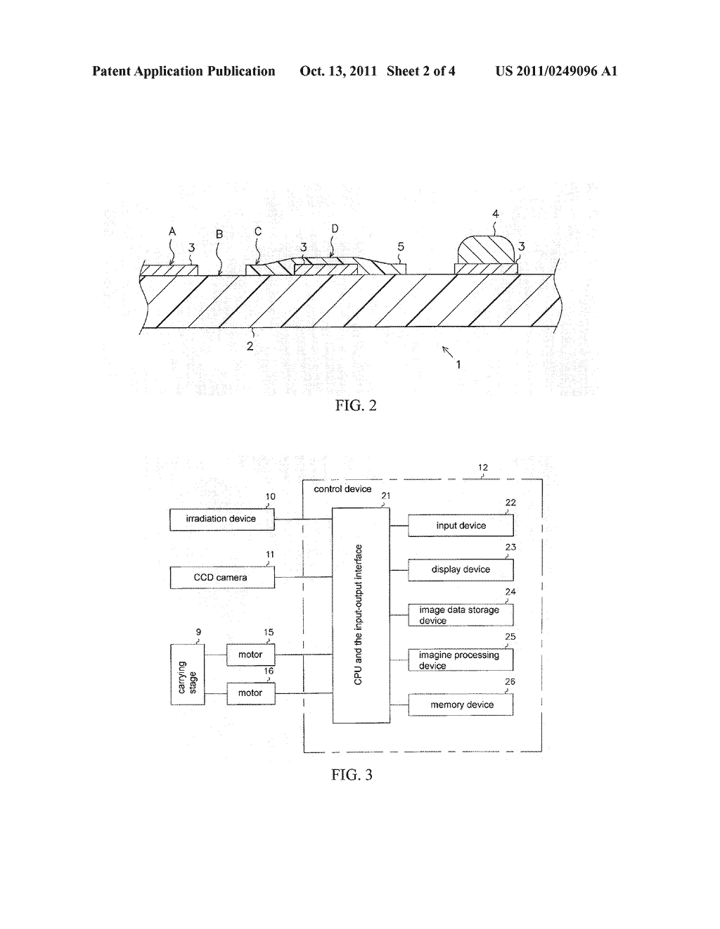 THREE-DIMENSIONAL MEASURING DEVICE AND BOARD INSPECTION DEVICE - diagram, schematic, and image 03