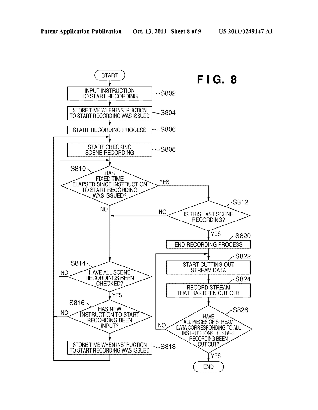 IMAGE SENSING APPARATUS AND METHOD FOR CONTROLLING THE SAME - diagram, schematic, and image 09