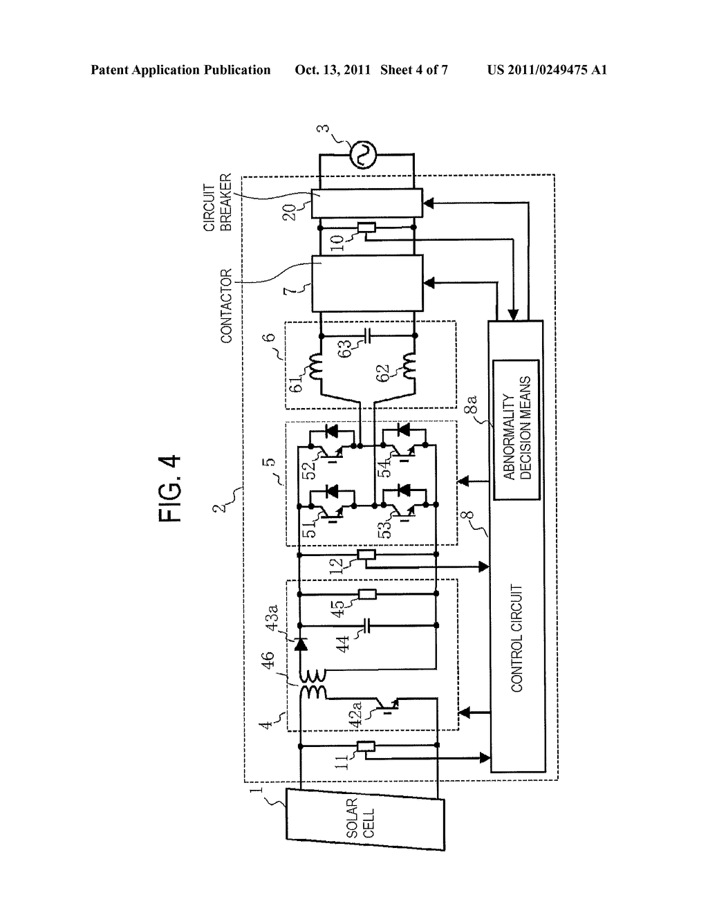 GRID-CONNECTED INVERTER - diagram, schematic, and image 05