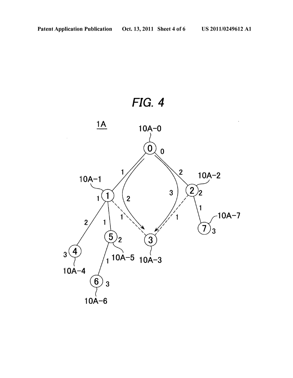 Wireless communication system preventing traffic from being relayed     concentratively onto a specific node - diagram, schematic, and image 05