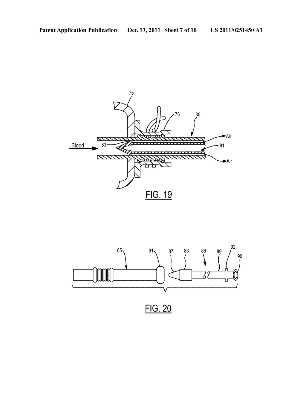 Method and Device for Attachment of an Inflow Conduit to the Heart and to     a Pump - diagram, schematic, and image 08
