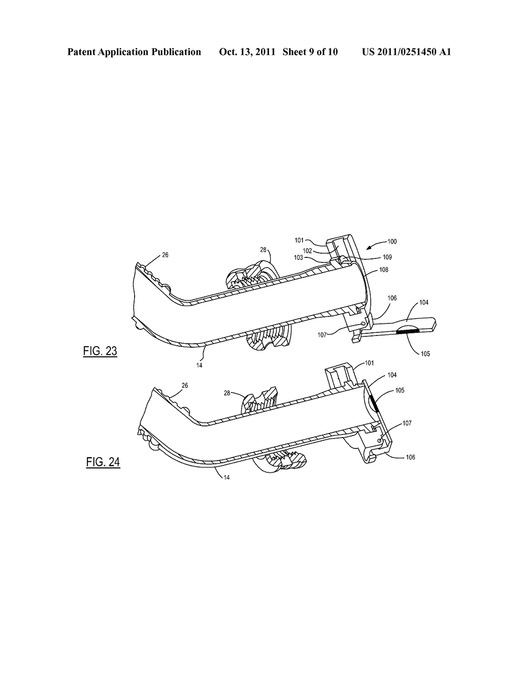 Method and Device for Attachment of an Inflow Conduit to the Heart and to     a Pump - diagram, schematic, and image 10