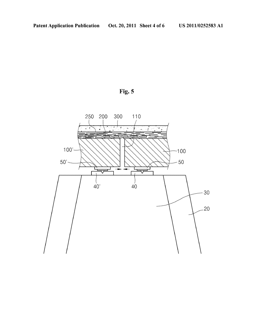 ANTI-EXPANSION JOINT BRIDGE CONSTRUCTED THROUGH DETAILED SURVEY FOR BRIDGE - diagram, schematic, and image 05
