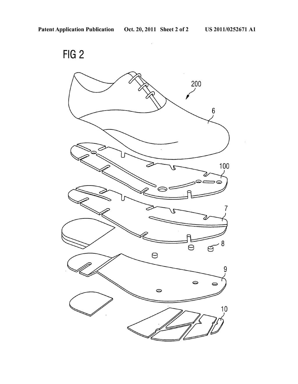 Kinematic shoe sole and shoe having kinematic shoe sole diagram kinematic shoe sole and shoe having kinematic shoe sole diagram schematic and image 03 pooptronica