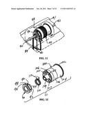 ACTUATOR MECHANISM FOR VENETIAN BLINDS diagram and image