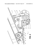 COMBINATION DRIVE AND SUSPENSION SYSTEM FOR A VEHICLE diagram and image