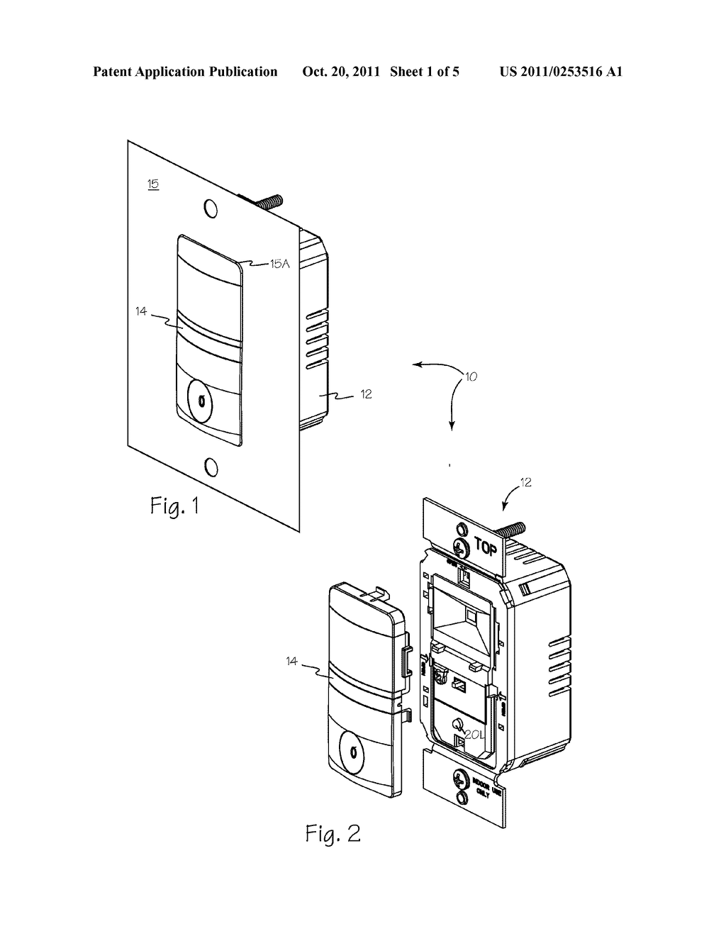 Modular Sensor Switch - diagram, schematic, and image 02
