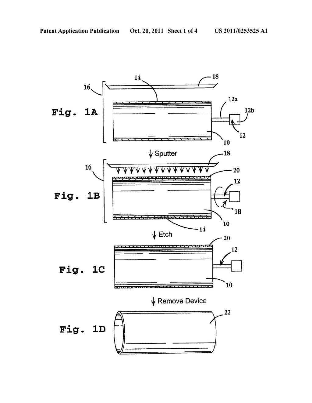 THIN FILM SHAPE MEMORY ALLOY DEVICE AND METHOD - diagram, schematic, and image 02