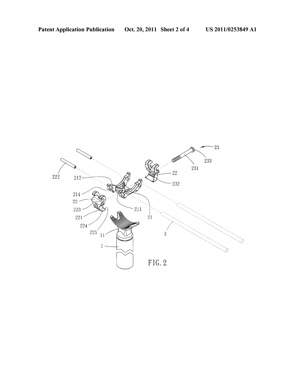 FASTENING DEVICE FOR BICYCLE SEAT PAD AND SEAT TUBE USING THE SAME - diagram, schematic, and image 03