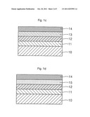 POLYVINYL PYRROLE HOST MATERIAL, LUMINESCENT LAYER COMPRISING THE SAME,     AND ORGANIC ELECTROLUMINESCENT DEVICE COMPRISING THE LUMINESCENT LAYER diagram and image