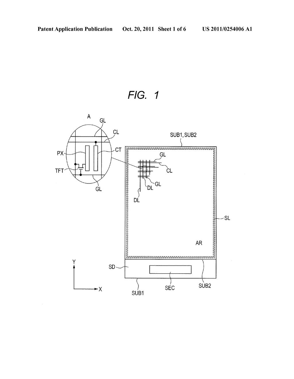DISPLAY DEVICE AND MANUFACTURING METHOD THEREOF - diagram, schematic, and image 02