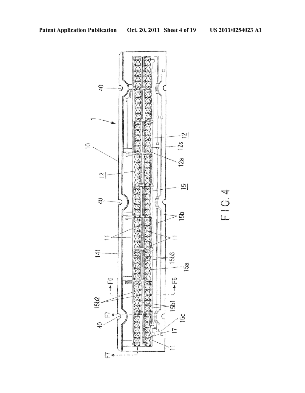 LUMINAIRE AND LIGHT-EMITTING APPARATUS WITH LIGHT-EMITTING DEVICE - diagram, schematic, and image 05