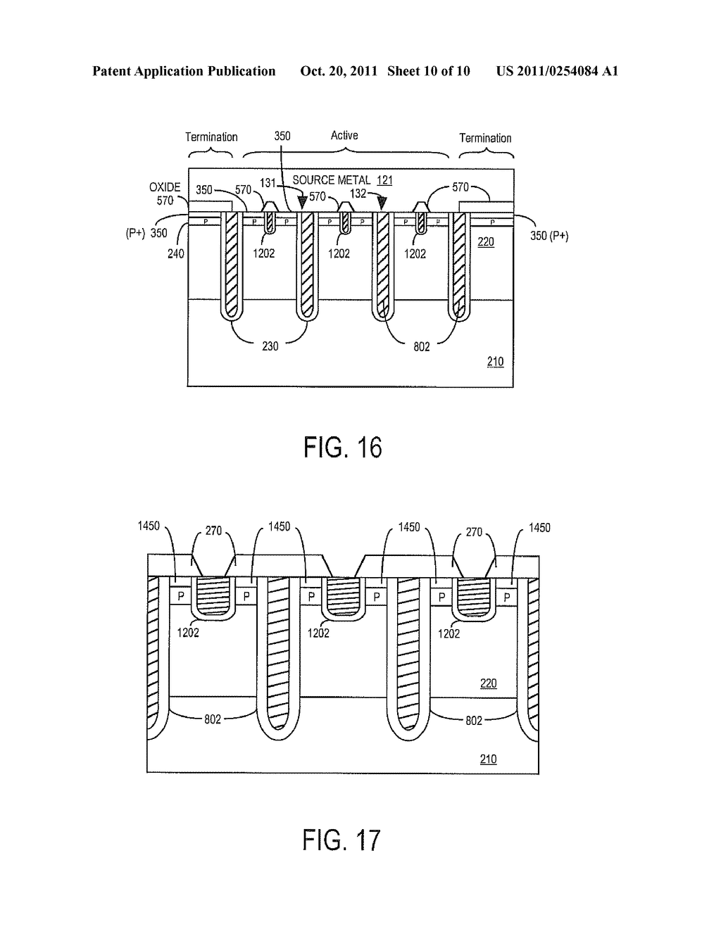 STRUCTURES AND METHODS OF FABRICATING DUAL GATE DEVICES - diagram, schematic, and image 11