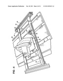 PORTABLE SAW TABLE ASSEMBLY diagram and image