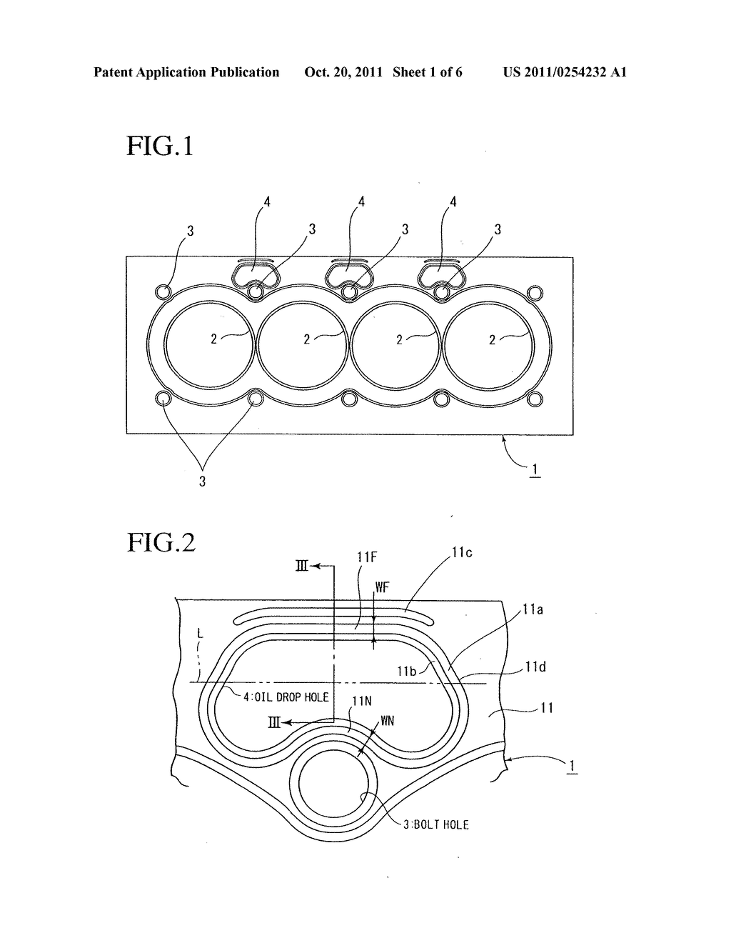 seal structure for oil drop hole in cylinder head gasket diagram 02 explorer cylinder head diagram seal structure for oil drop hole in cylinder head gasket diagram, schematic, and image 02