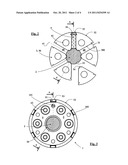 Interior Rotor for a Rotary Electrical Machine and Method of Assembling It diagram and image