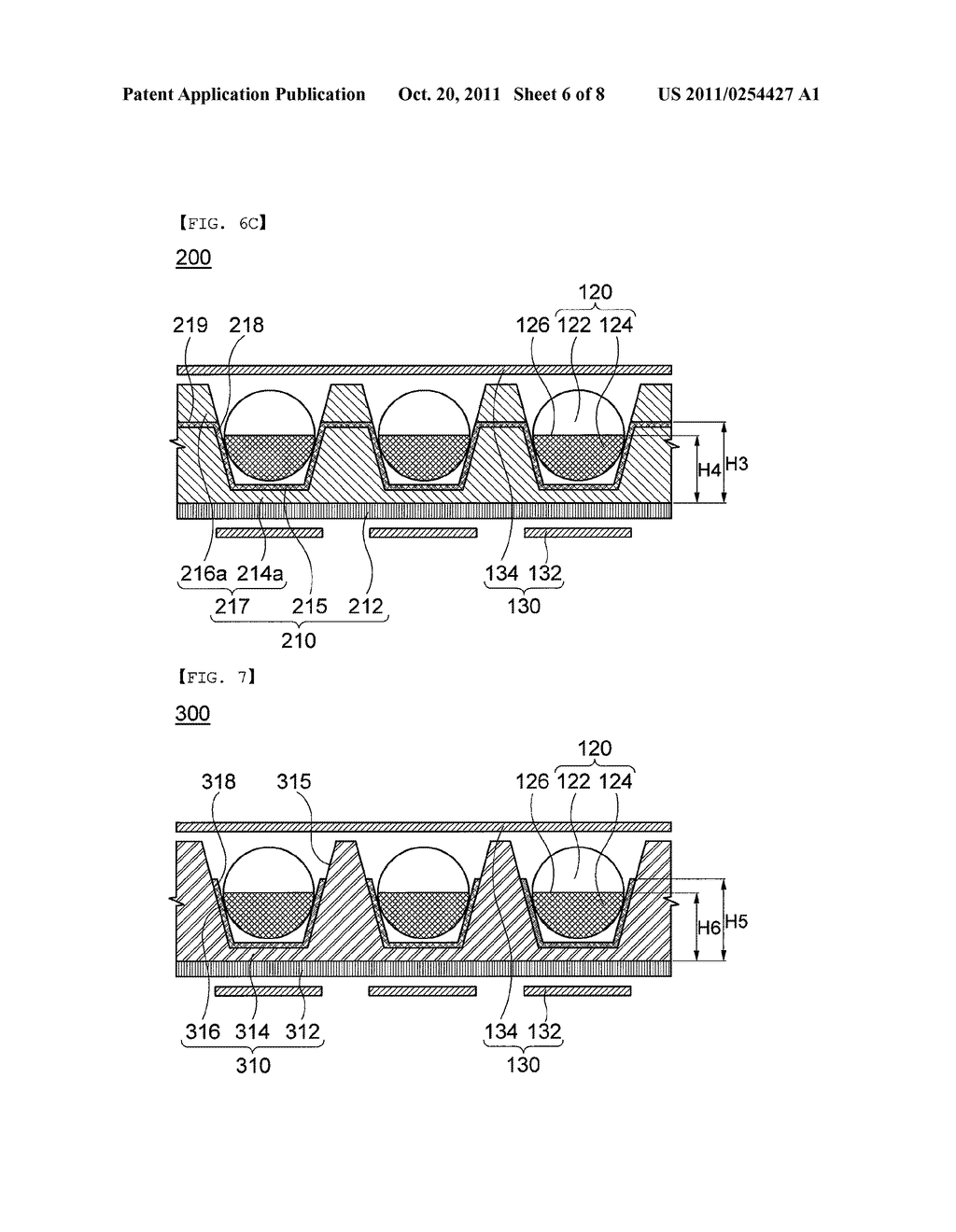 COLOR ELECTRONIC PAPER DISPLAY DEVICE AND METHOD FOR MANUFACTURING THE     SAME - diagram, schematic, and image 07