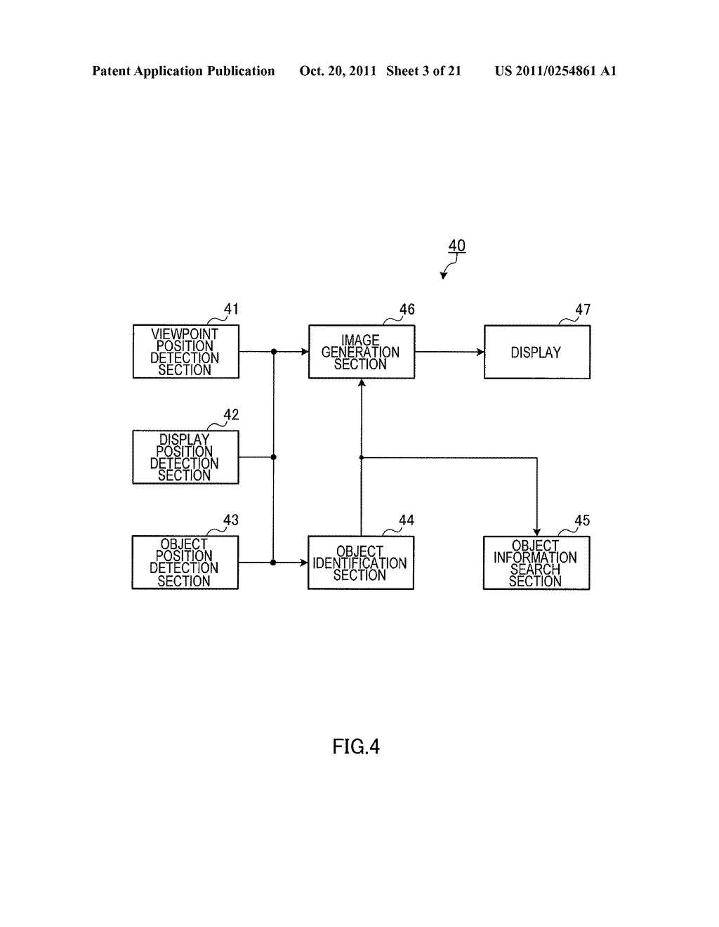 INFORMATION DISPLAYING APPARATUS AND INFORMATION DISPLAYING METHOD - diagram, schematic, and image 04