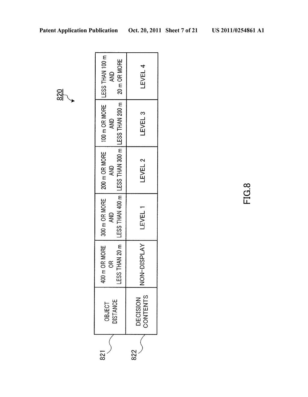 INFORMATION DISPLAYING APPARATUS AND INFORMATION DISPLAYING METHOD - diagram, schematic, and image 08
