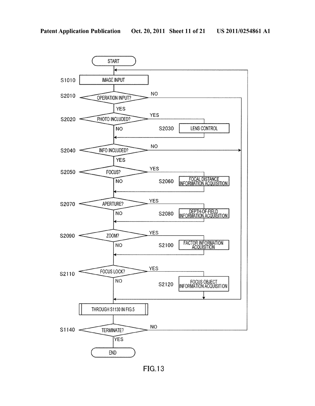 INFORMATION DISPLAYING APPARATUS AND INFORMATION DISPLAYING METHOD - diagram, schematic, and image 12