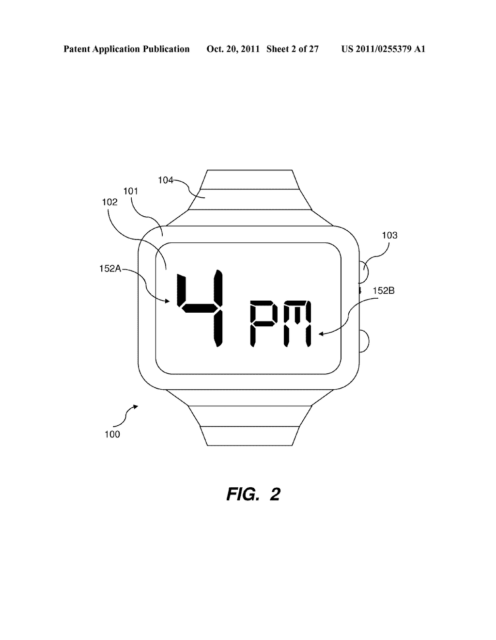 Circuit Diagram Of Digital Watch Modern Design Wiring Simple Voltmeter Wristwatch And Clock Rh Patentsencyclopedia Com Example
