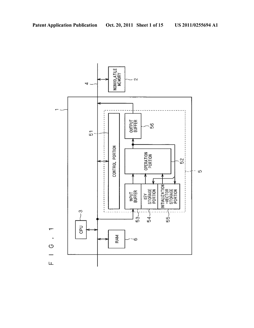 ENCODING/DECODING CIRCUIT - diagram, schematic, and image 02