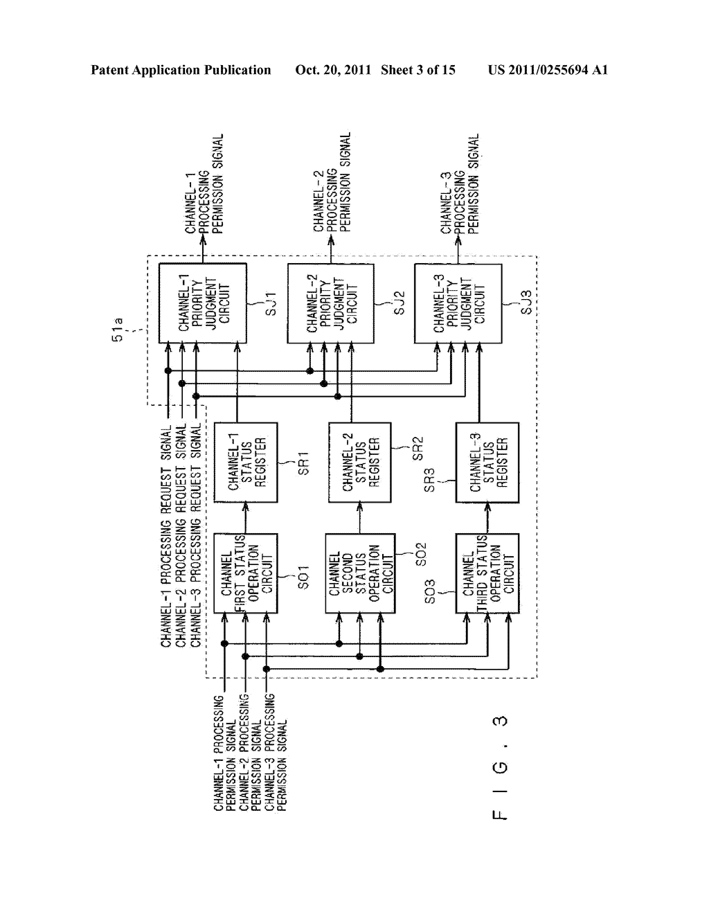ENCODING/DECODING CIRCUIT - diagram, schematic, and image 04