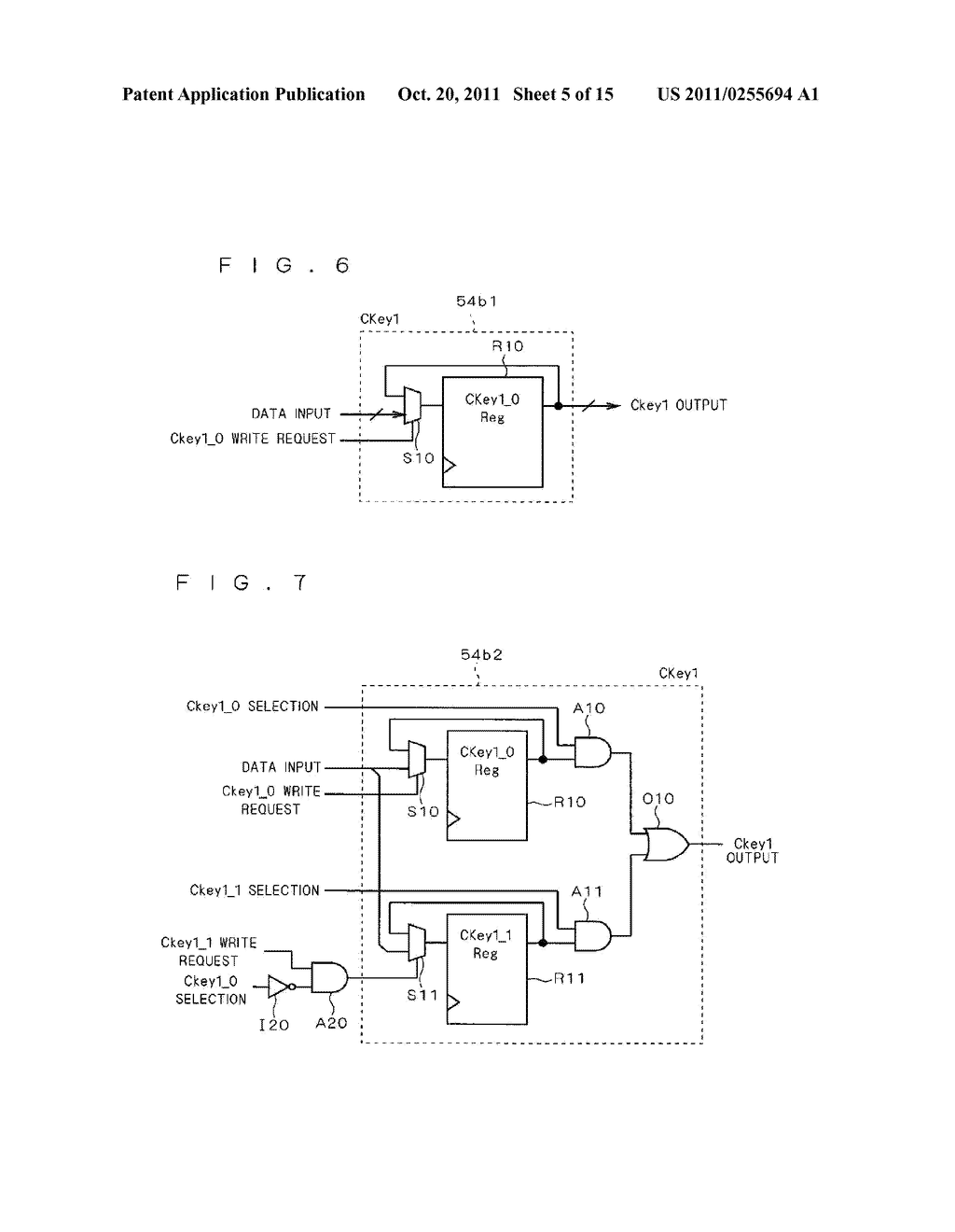 ENCODING/DECODING CIRCUIT - diagram, schematic, and image 06