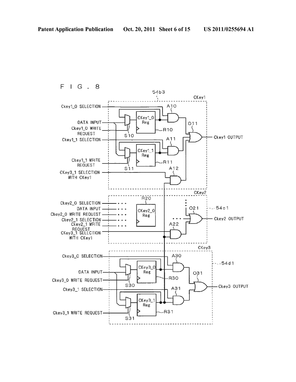 ENCODING/DECODING CIRCUIT - diagram, schematic, and image 07