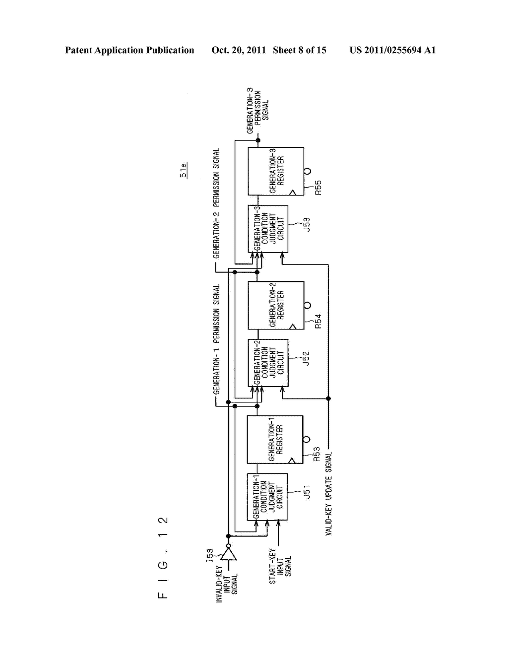 ENCODING/DECODING CIRCUIT - diagram, schematic, and image 09