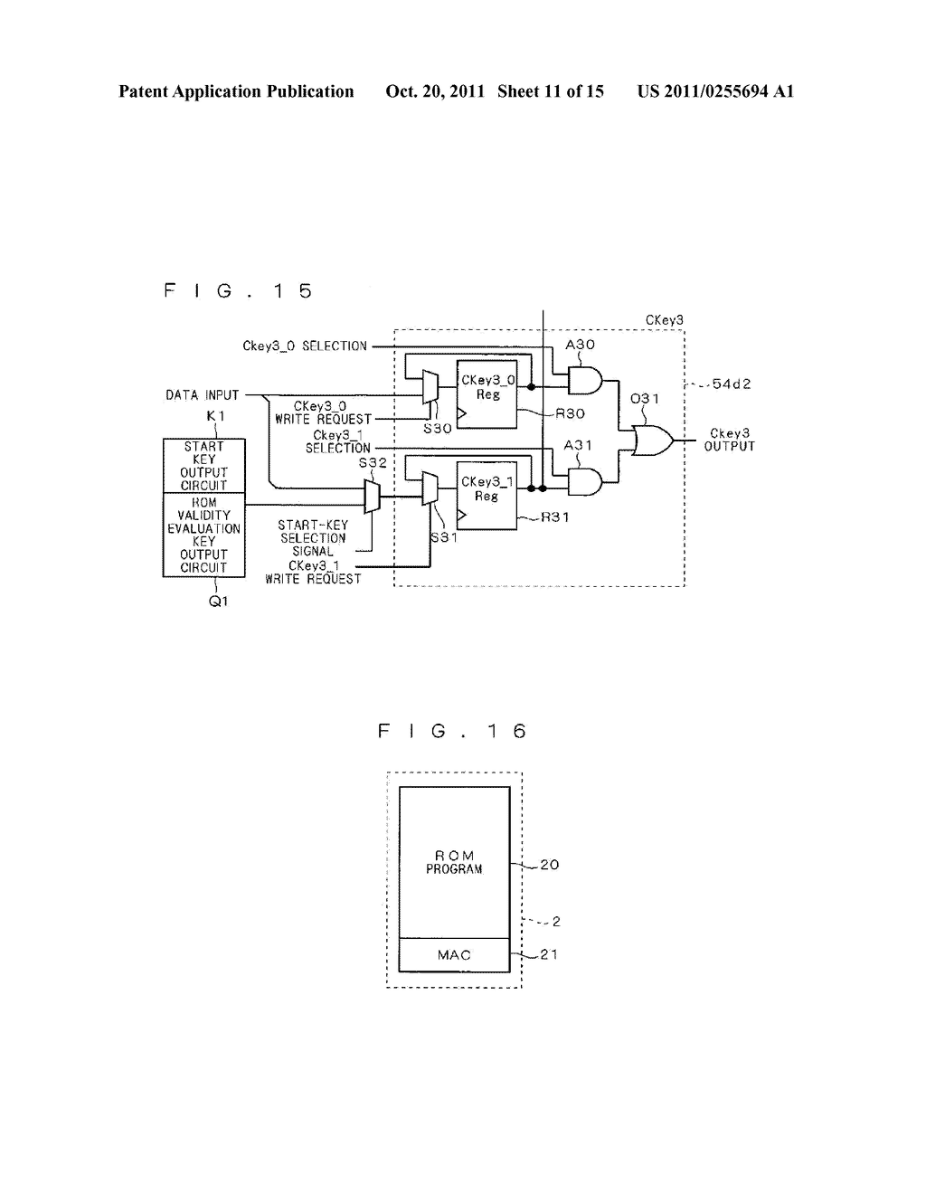 ENCODING/DECODING CIRCUIT - diagram, schematic, and image 12