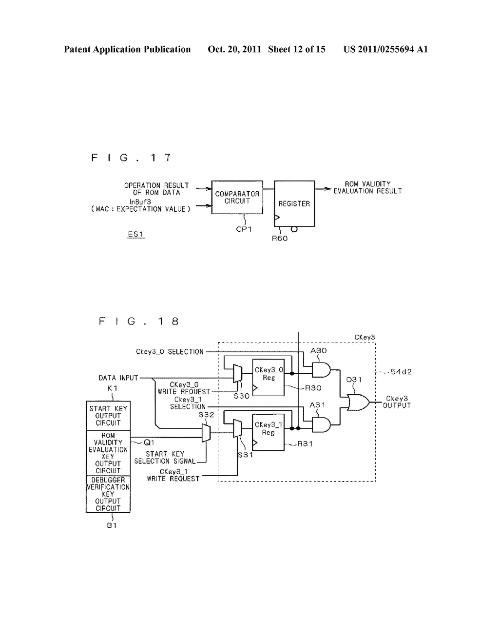 ENCODING/DECODING CIRCUIT - diagram, schematic, and image 13