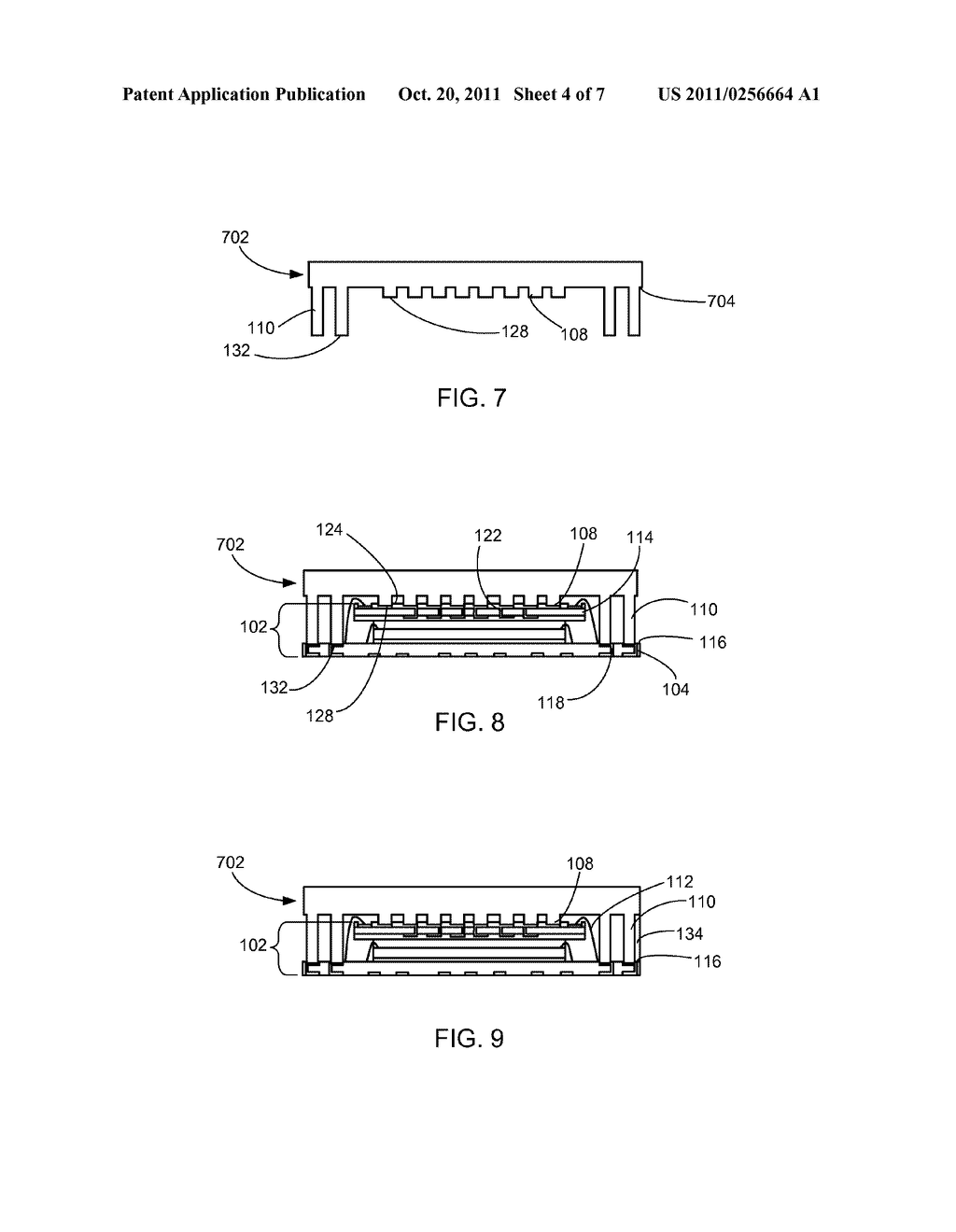 INTEGRATED CIRCUIT PACKAGING SYSTEM WITH MOUNTABLE INWARD AND OUTWARD     INTERCONNECTS AND METHOD OF MANUFACTURE THEREOF - diagram, schematic, and image 05