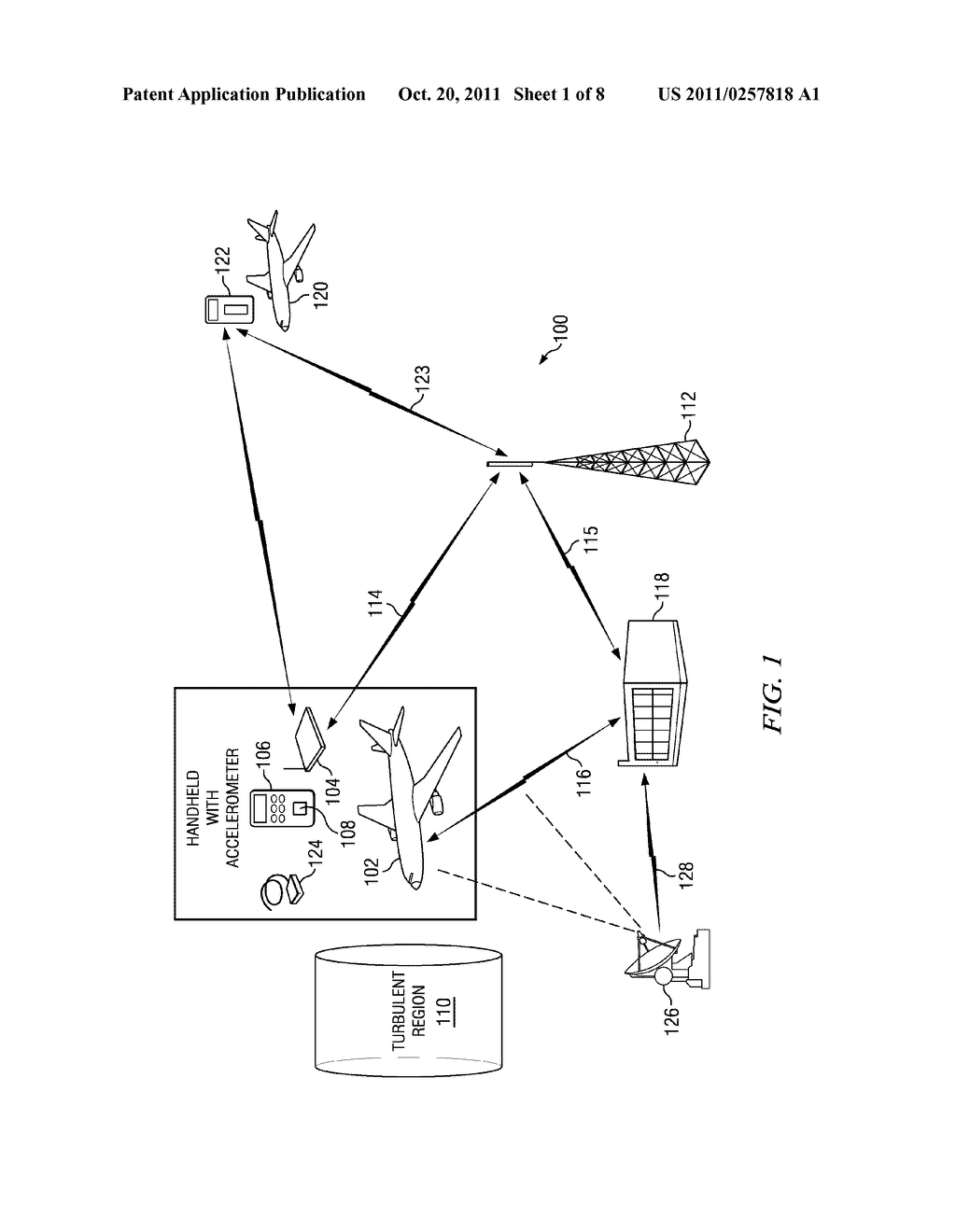 Dynamically Monitoring Airborne Turbulence - diagram, schematic, and image 02