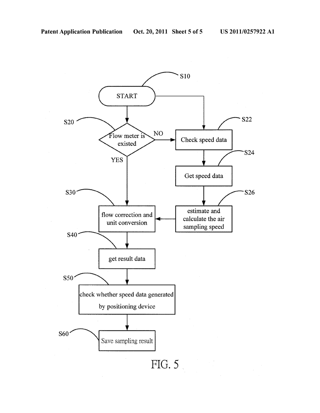 AIR POLLUTION SAMPLING SYSTEM AND METHOD THEREOF - diagram, schematic, and image 06