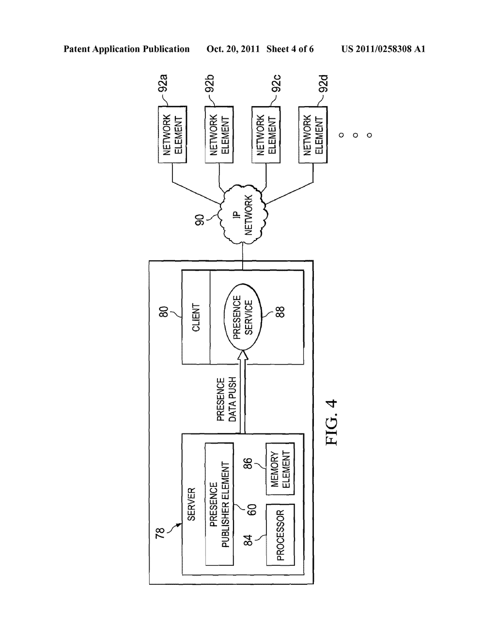 SYSTEM AND METHOD FOR DEDUCING PRESENCE STATUS FROM NETWORK DATA - diagram, schematic, and image 05